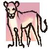 Feline Applicator: Orchid item.