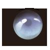 Eye Applicator: Cloudy item.